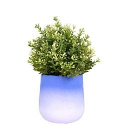 FLOWERTOP flowerpot - blue