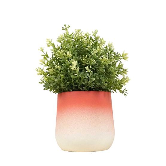 Pot de fleur FLOWERTOP - rose - Design : Studio Lorier