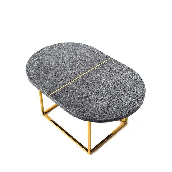 MEZZO Coffee Table Terrazzo - Design : Un'common