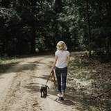 Laisse pour chien en cuir LASSO - noir 7