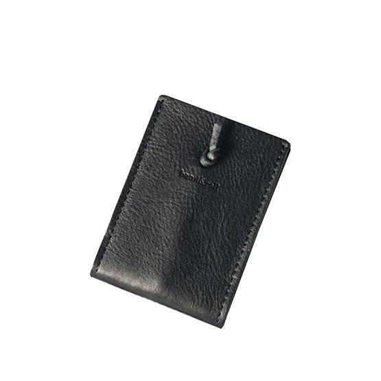 COMPANION Card Case - black - Design : Band&roll