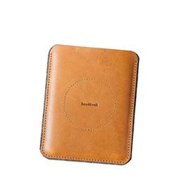 Porte passeport PORTE en cuir