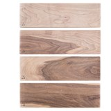 OSTE longy board - walnut wood in cold tones 5