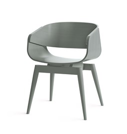 Fauteuil 4th ARMCHAIR COLOR - gris