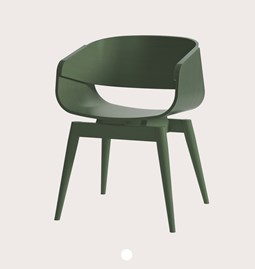 4th ARMCHAIR COLOR - green