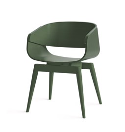 Fauteuil 4th ARMCHAIR COLOR - vert