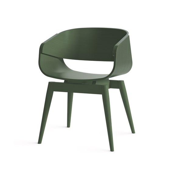 4th ARMCHAIR COLOR - green - Design : Almost