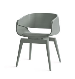 Fauteuil 4th ARMCHAIR COLOR SOFT - gris