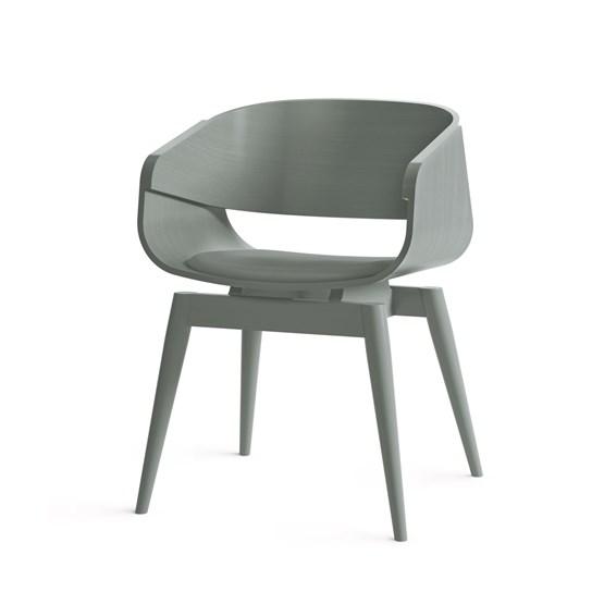 Fauteuil 4th ARMCHAIR COLOR SOFT - gris - Design : Almost