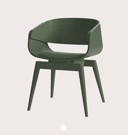4th ARMCHAIR COLOR SOFT - green