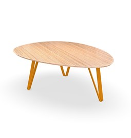 Table basse RICHARD Jr. - Jaune narcisse