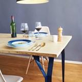 Table RICHARD Sr. - Bleu acier 6