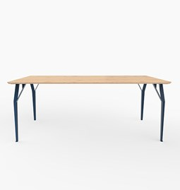 Table RICHARD Sr. - Bleu acier