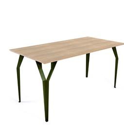 Table RICHARD Sr. - Vert oxyde