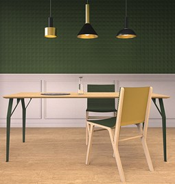 RICHARD Sr. Table - Green