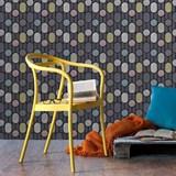 ESTE Wallpaper, light grey background  4