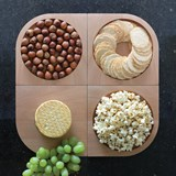 REVERSO wooden board/cup - Designerbox 4