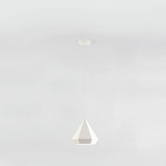 DIAMOND Pendant Light - white - Design : NEO/CRAFT