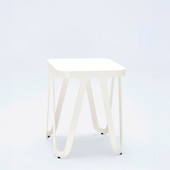 LOOP Stool - white - Design : NEO/CRAFT