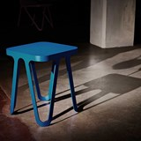 LOOP Stool - white 4