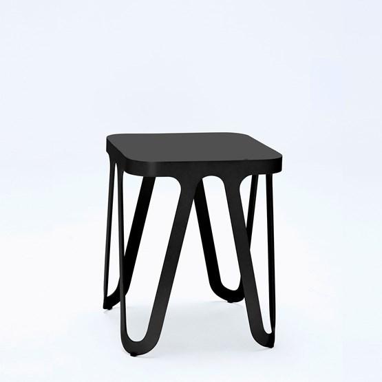 LOOP Stool - black - Design : NEO/CRAFT