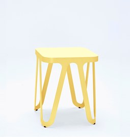 Tabouret LOOP - jaune
