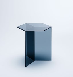Table d'appoint ISOM SQUARE - noir
