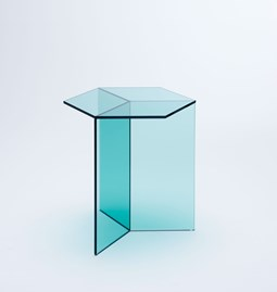 ISOM SQUARE Side Table - green