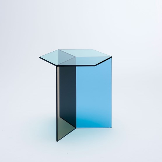 Table d'appoint ISOM SQUARE - multicolore - Design : NEO/CRAFT