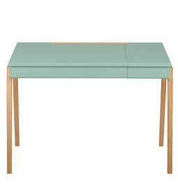 My Great Pupitre junior desk - celadon green