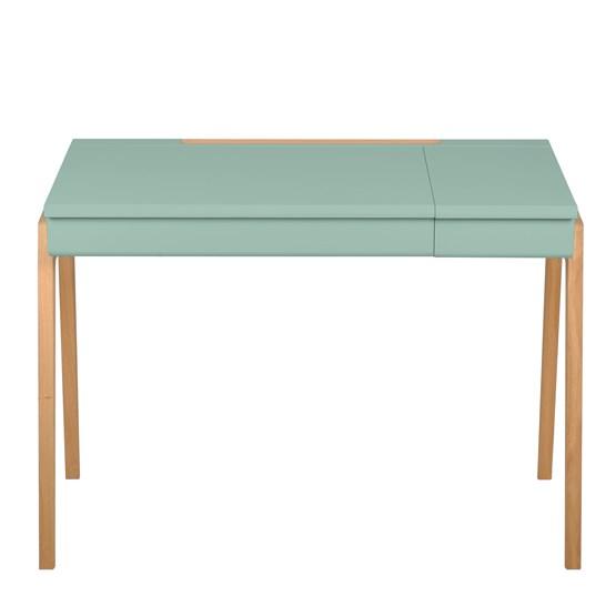 My Great Pupitre junior desk - celadon green - Design : Jungle by Jungle