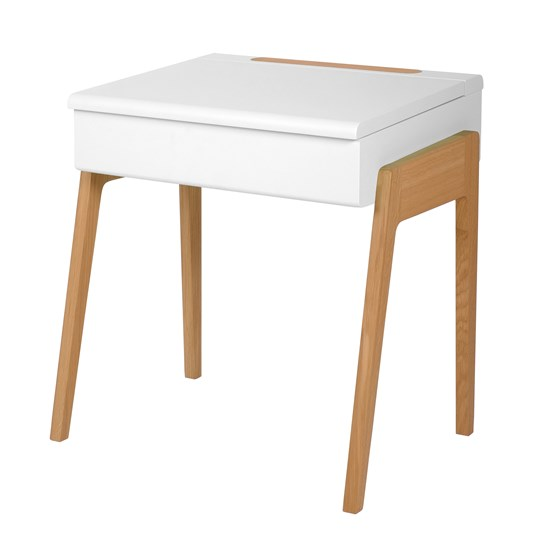 Bureau enfant 3/6 ans My Little Pupitre - blanc - Design : Jungle by Jungle