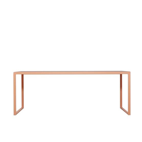 Table MRS KERKRADE - burgundy - Design : JOHANENLIES