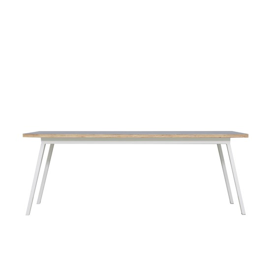 MRS VALKENBURG table - blue - Design : JOHANENLIES