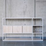 CELESTE MINI  Sideboard - grey 2