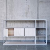 CELESTE MINI  Sideboard - grey 4