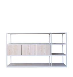 CELESTE MINI  Sideboard - grey