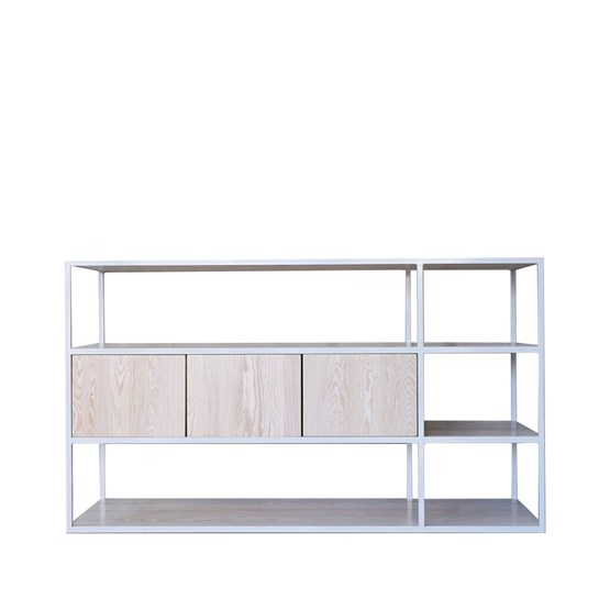 CELESTE MINI  Sideboard - grey - Design : JOHANENLIES