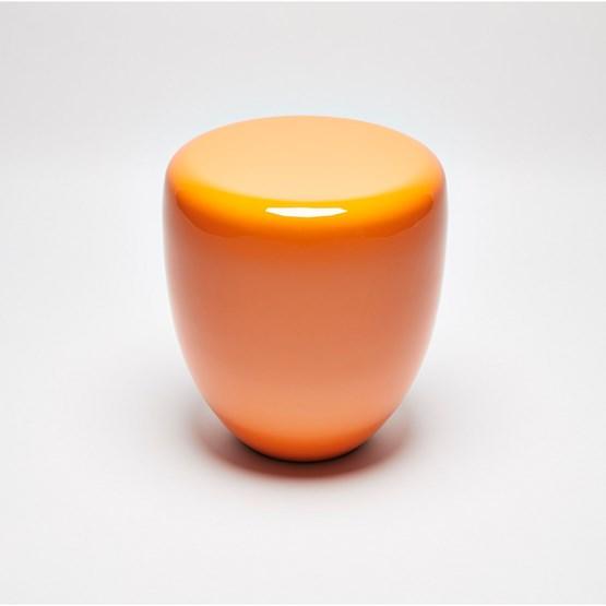 DOT side table - orange - Design : Reda Amalou Design
