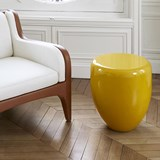 DOT side table - yellow 5