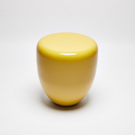 DOT side table - yellow - Design : Reda Amalou Design