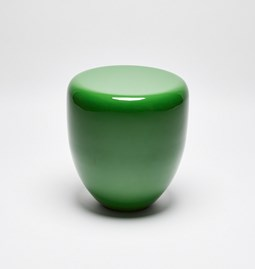 DOT side table - green