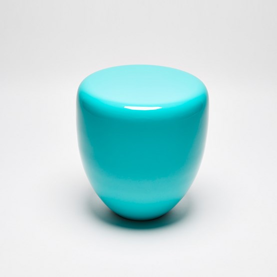 DOT side table - turquoise - Design : Reda Amalou Design