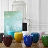 DOT side table - turquoise 7