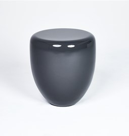 DOT side table - dark grey