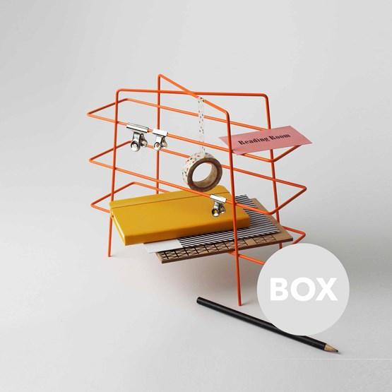 Accessoire de Bureau BABYLONE - Box 11 - Design : Harri Koskinen