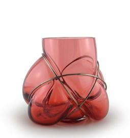 Vase PELOTE - rose