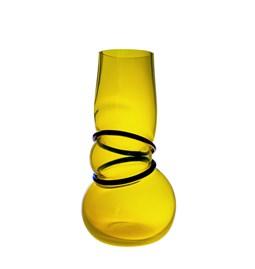 Vase DOUBLE RING - sun