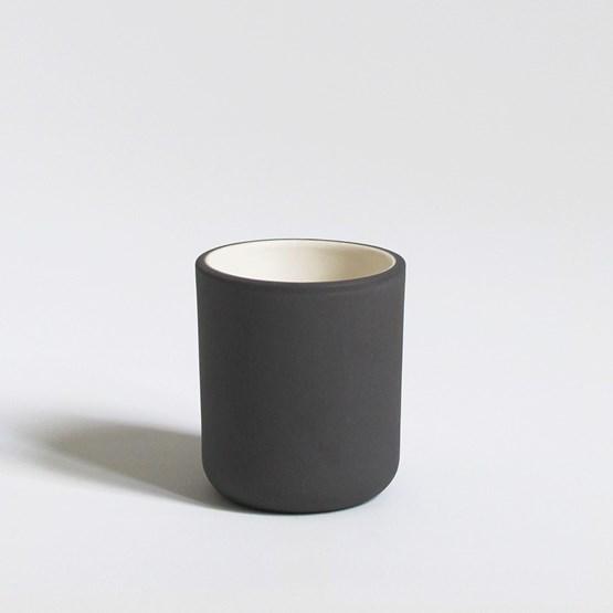 Tasse à café - gris anthracite - Design : Archive Studio