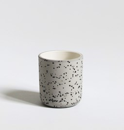 Coffee cup - speckled